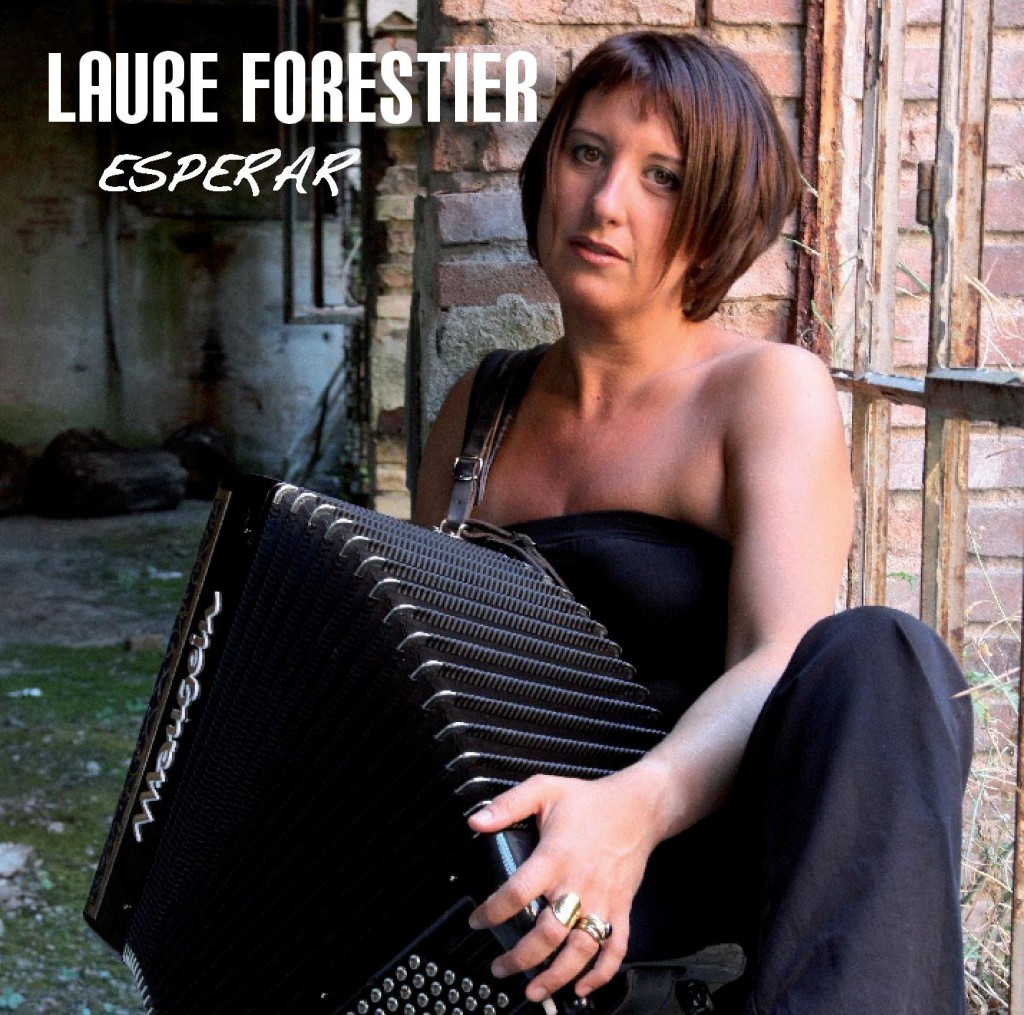 Laure Forestier - accordéoniste