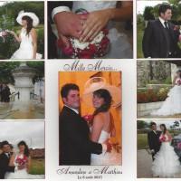 Mariage 8 aout 2015