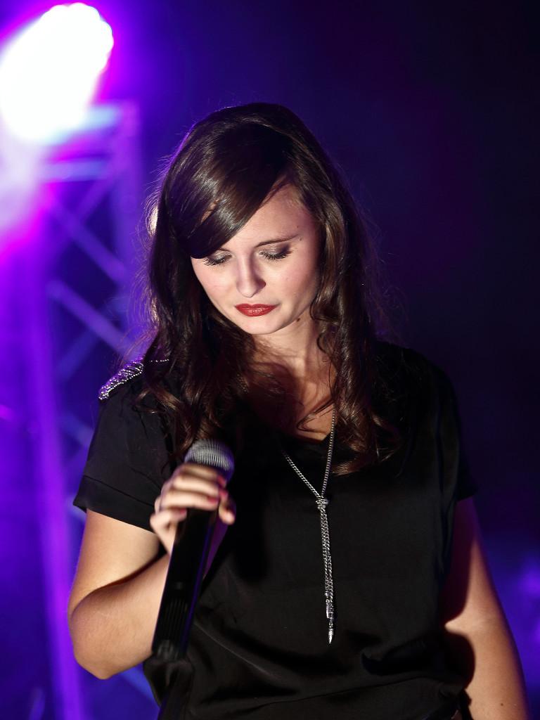 Chanteuse Elsa Michel