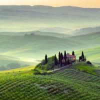 Podere in Toscana, Italia