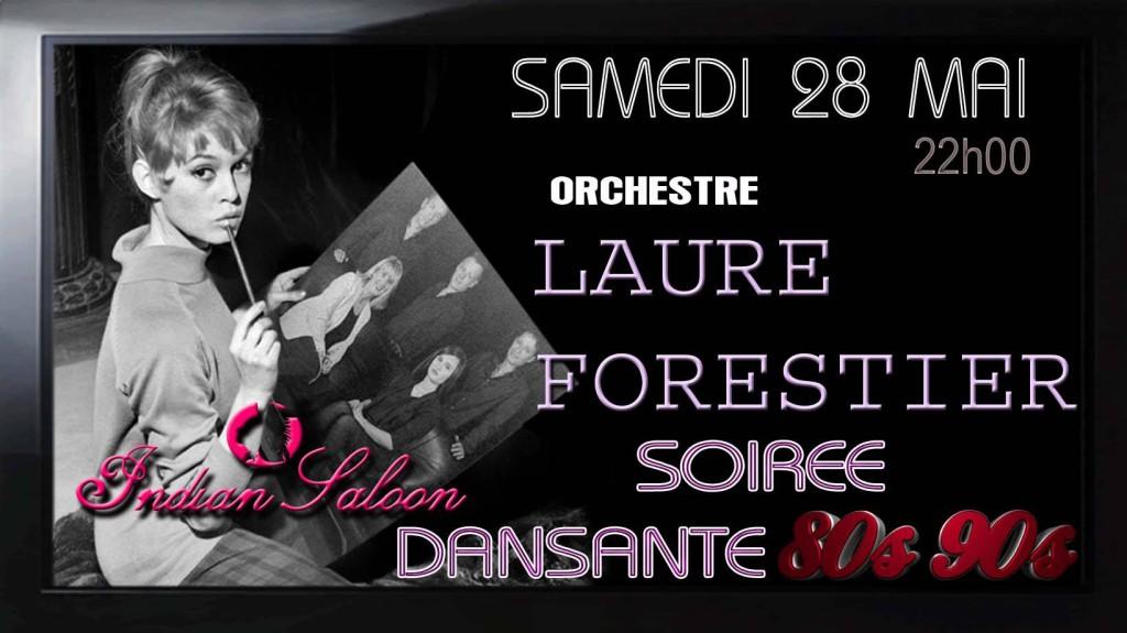 Orchestre Laure Forestier - Soirée dansante