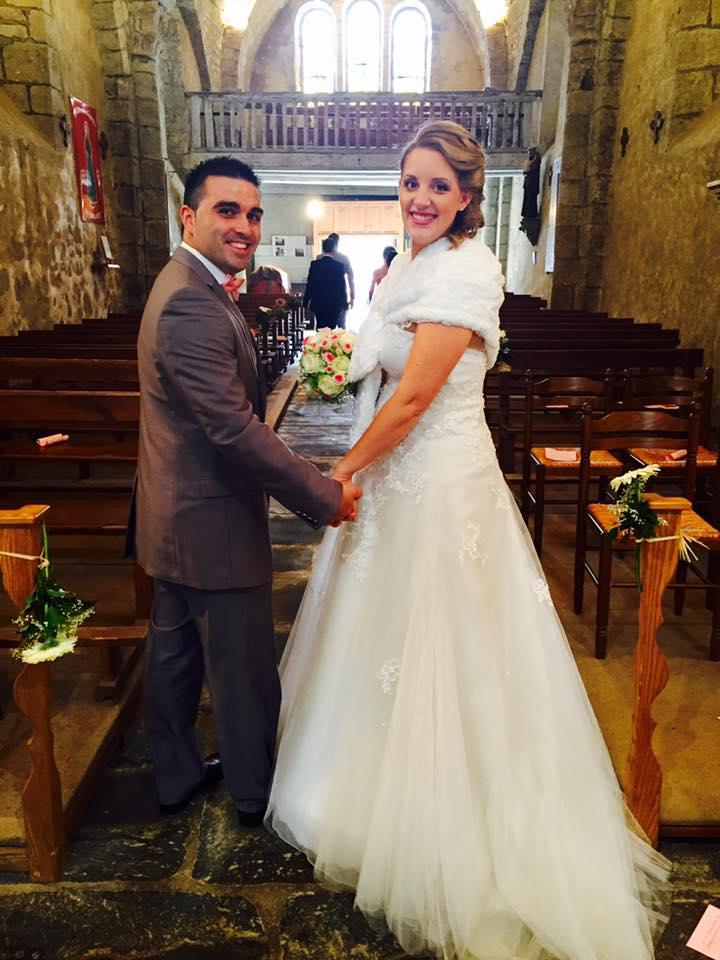 Mariage Anaelle et Bertrand