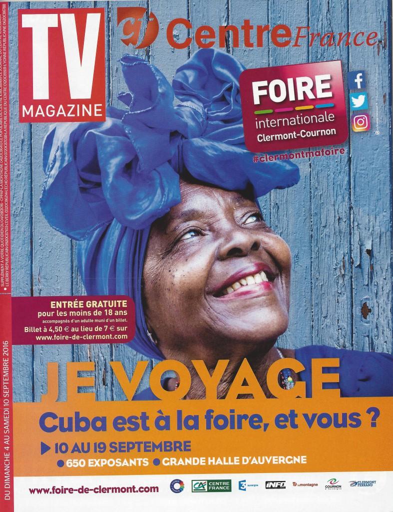 Foire Clermont Cournon 2017