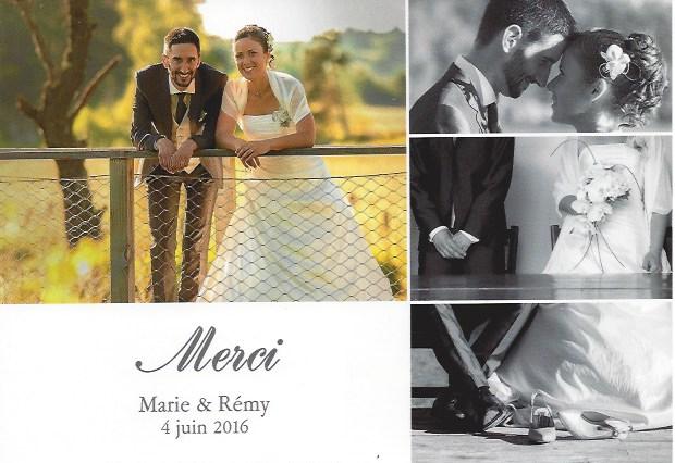 Marie et Rémy